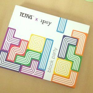 Tetris x Ipsy block party palette